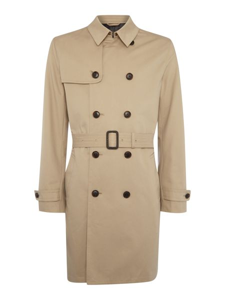 Howick Tailored Dale classic trench coat