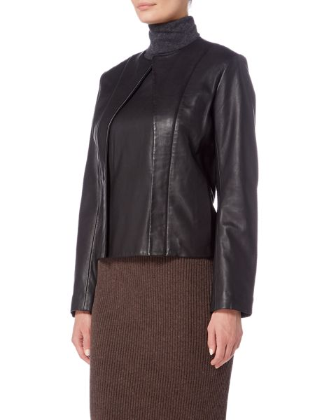 Linea Limited leather jacket
