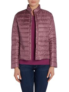 Max Mara Clair short padded reversible jacket