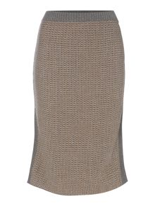 Max Mara Simpaty knitted pencil skirt