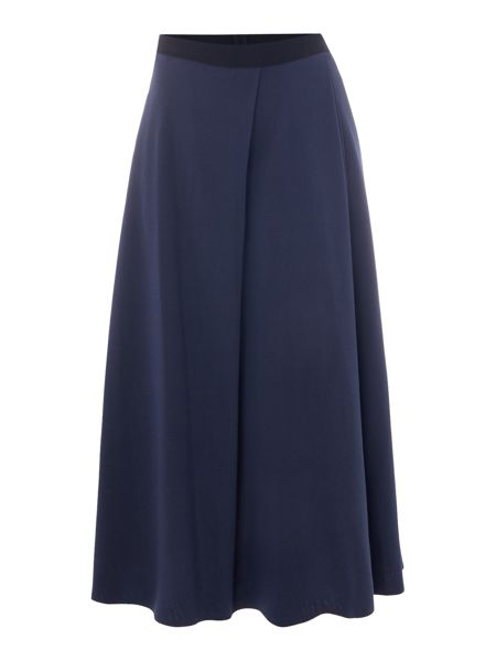 Max Mara Canzone midi pleated skirt