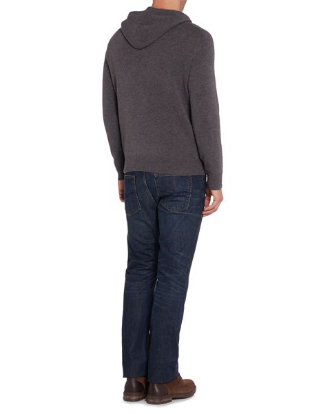Howick Boston Hooded Knit Jumper