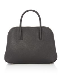DKNY Saffiano black small tote bag