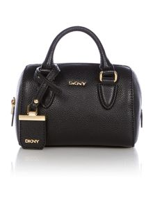 DKNY Chelsea black mini tote