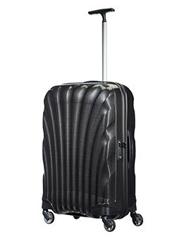 Cosmolite 3.0 black 4 wheel 69cm medium suitcase