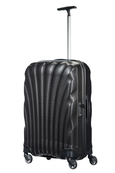 Samsonite Cosmolite 3.0 black 4 wheel 69cm medium suitcase