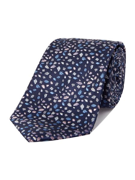Howick Tailored Ellensburg ditsy floral stripe tie