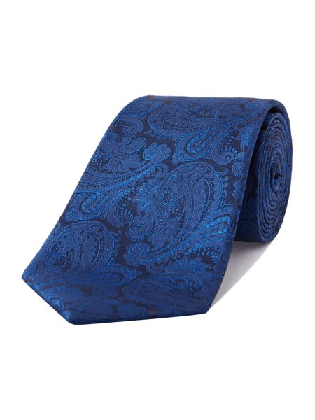 Howick Tailored Chatham tonal paisley tie