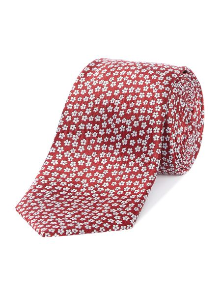 Howick Tailored Dryden ditsy floral tie