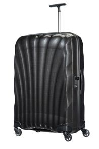 Samsonite Cosmolite 3.0 black 4 wheel 81cm large suitcase