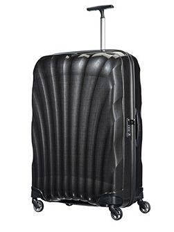 Cosmolite 3.0 black 4 wheel 81cm large suitcase