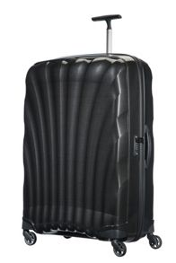 Samsonite Cosmolite 3.0 black 4 wheel 86cm extra large case