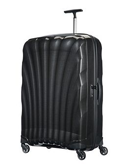 Samsonite Cosmolite 3.0 black 4 wheel 86cm extra