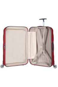 Samsonite Cosmolite 3.0 red 4 wheel 81cm large suitcase