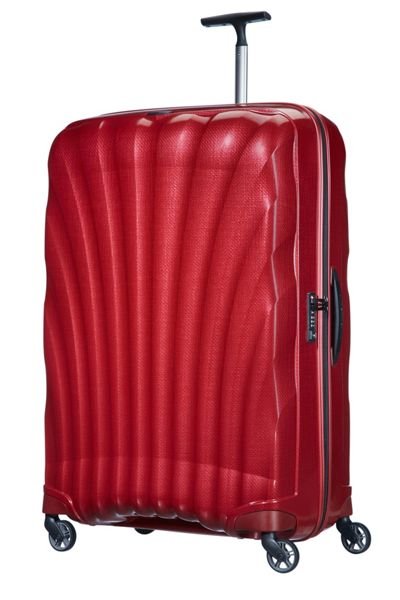 Samsonite Cosmolite 3.0 red 4 wheel 86cm extra large case
