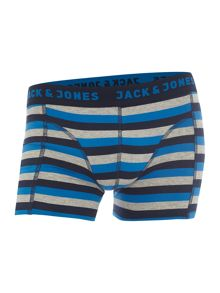 Jack & Jones 3 Pack Yarn Dyed Striped Trunk