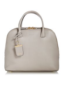 DKNY Vanchetta grey dome tote bag