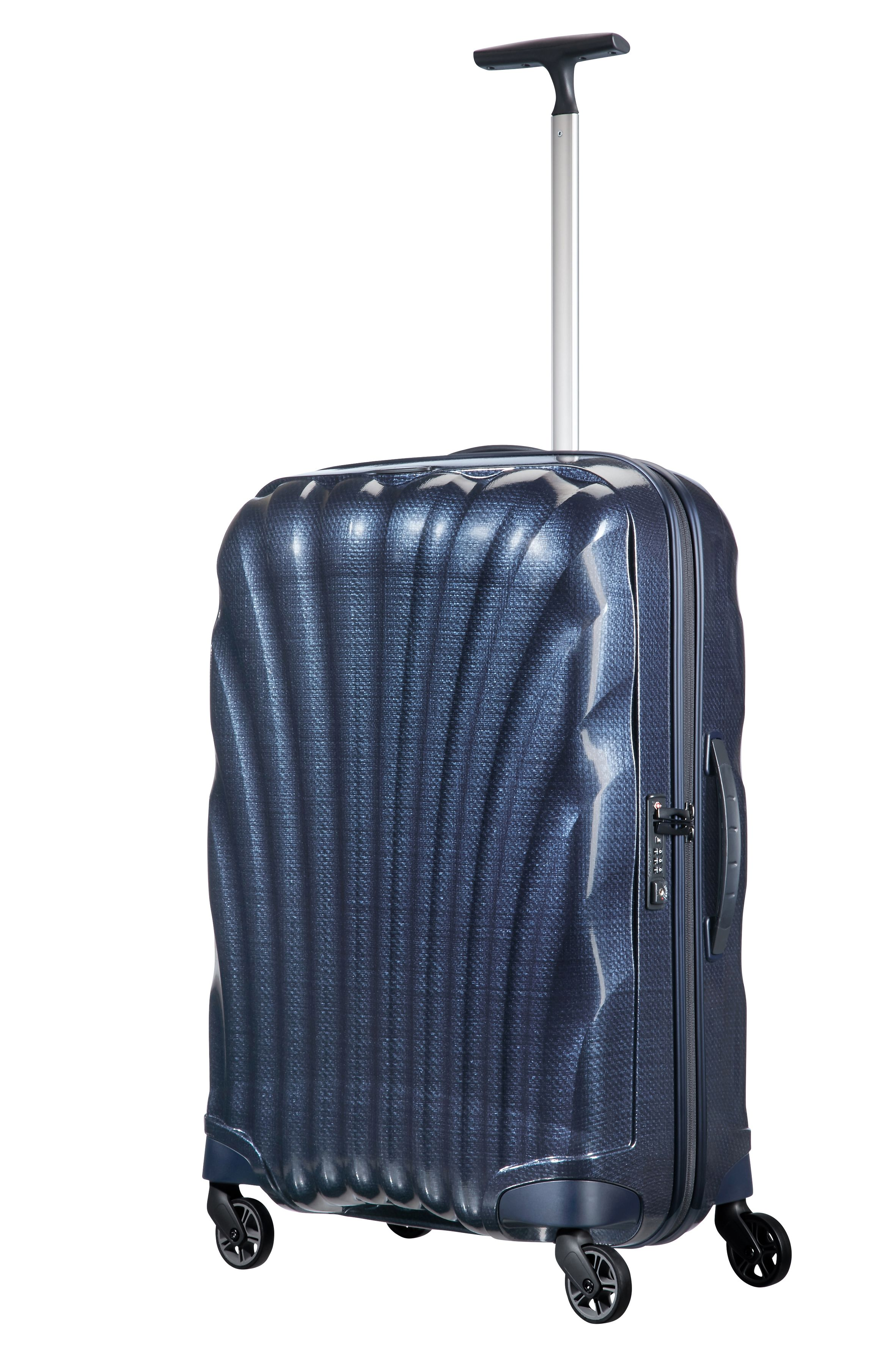 Samsonite Cosmolite 3.0 navy 4 wheel 69cm medium suitcase Navy