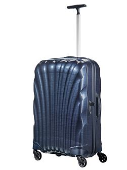 Cosmolite 3.0 navy 4 wheel 69cm medium suitcase
