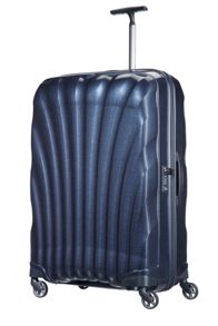 Samsonite Cosmolite 3.0 navy 4 wheel 81cm large suitcase