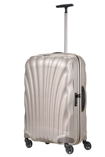 Samsonite Cosmolite 3.0 pearl 4 wheel 69cm medium suitcase