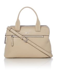 DKNY Tribeca neutral tote crossbody bag