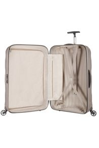 Samsonite Cosmolite 3.0 pearl 4 wheel 81cm large suitcase