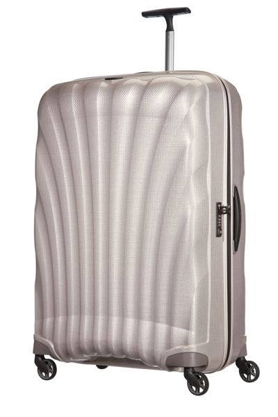 Samsonite Cosmolite 3.0 pearl 4 wheel 86cm extra large case