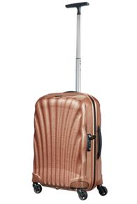 Samsonite Cosmolite 3.0 copper 4 wheel 55cm cabin suitcase