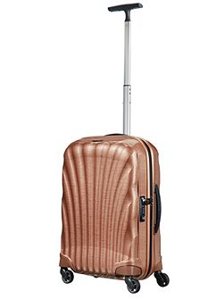 Cosmolite 3.0 copper 4 wheel 55cm cabin suitcase