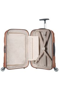 Samsonite Cosmolite 3.0 copper 4 wheel 69cm medium suitcase