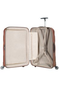 Samsonite Cosmolite 3.0 copper 4 wheel 81cm large suitcase