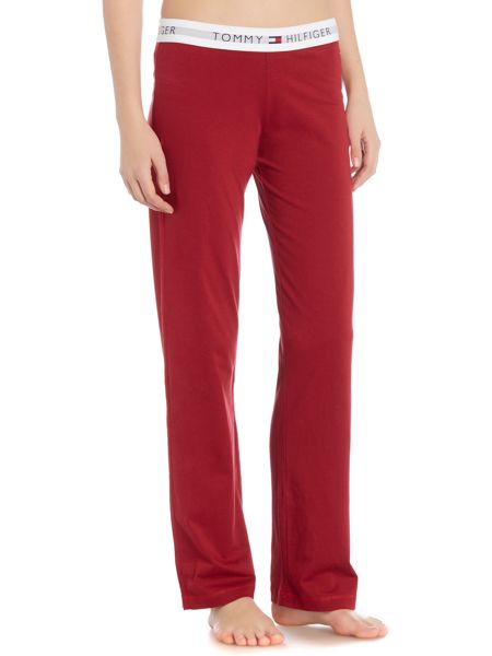 Tommy Hilfiger Iconic cotton pant