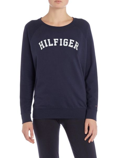 Tommy Hilfiger Iconic track loungewear sweat top