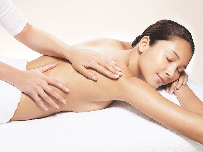 Clarins TriActive Body Treatments
