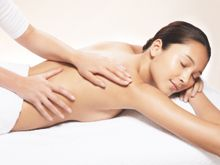 Clarins Melting Honey Hot Stone Massage