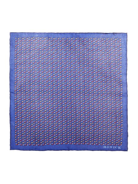 Howick Tailored Ardmore printed pocket square