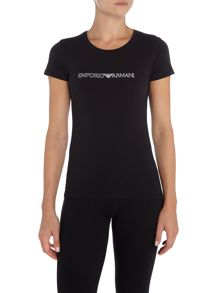 Emporio Armani Visibility stretch short sleeve t-shirt