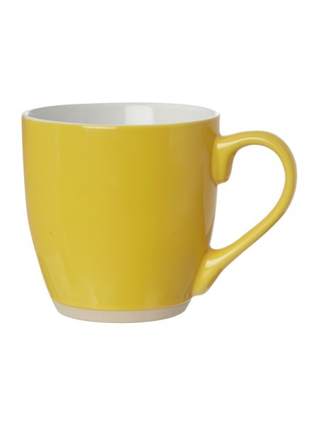 Linea Sun yellow mug