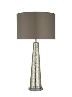 Marla Tapered Mercury Table Light