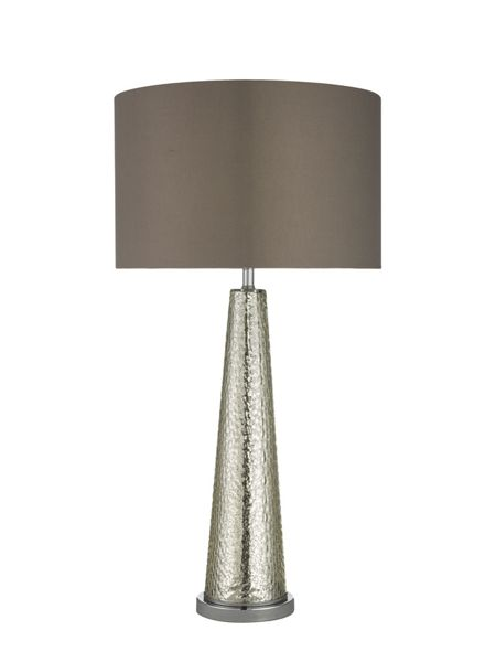 Casa Couture Marla Tapered Mercury Table Light
