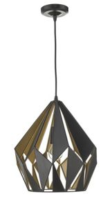 Living by Christiane Lemieux Lexi Scandi Facet Pendant