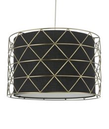 Living by Christiane Lemieux Wentworth Cage Ceiling Light