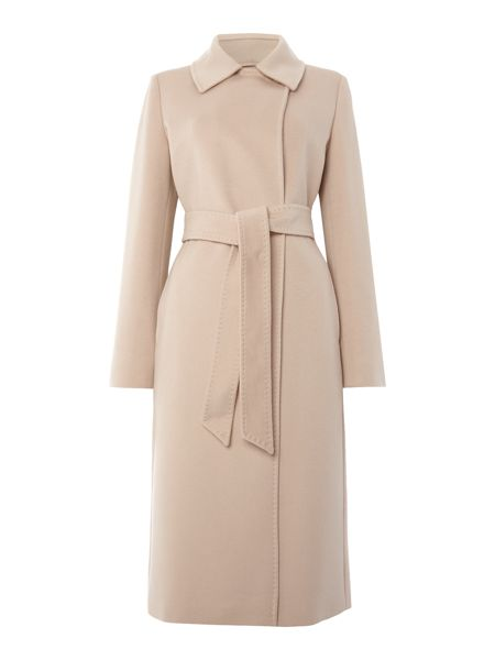 Max Mara Zic wool wrap coat