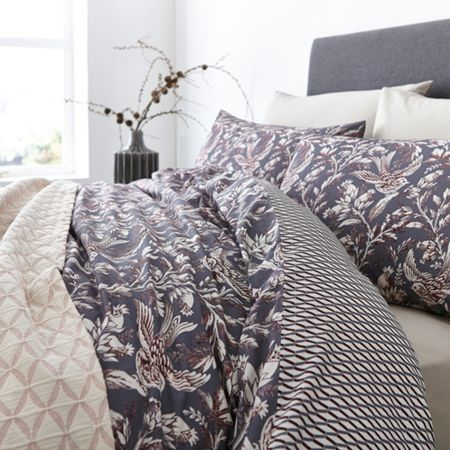 Living by Christiane Lemieux Florence print duvet cover