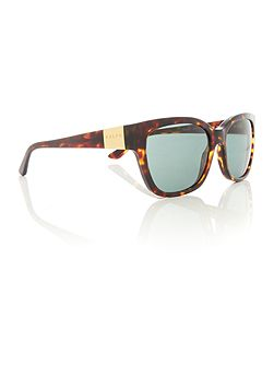Havana square RA5208 sunglasses