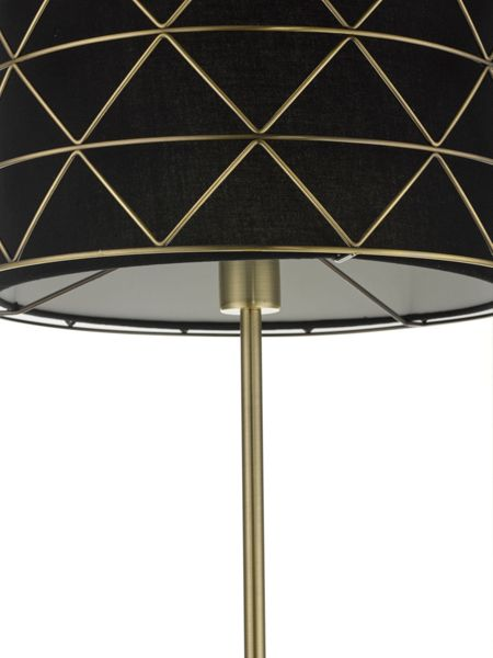 Linea Wentworth Cage Floor Light