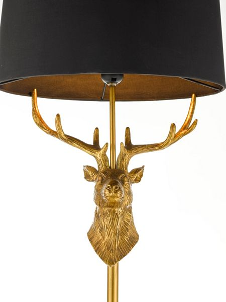 Living by Christiane Lemieux Stag Floor Light