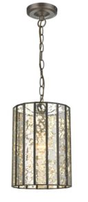 Biba Rosa Glass Ceiling Light