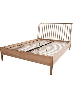 Felix 135cm Spindle Double Bedframe
